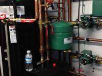 hydronics installation